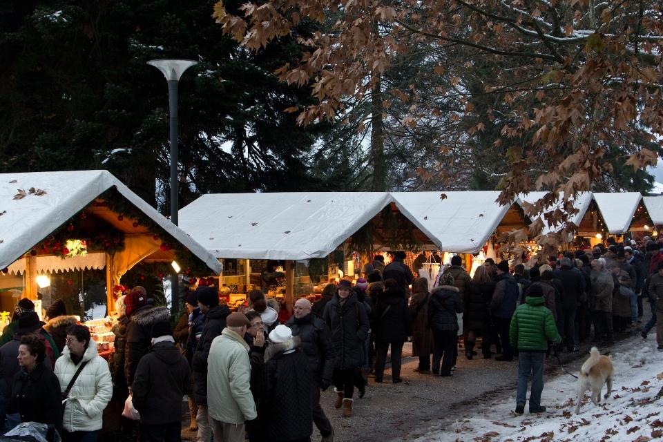Sfeervolle kerstmarkten in Valsugana