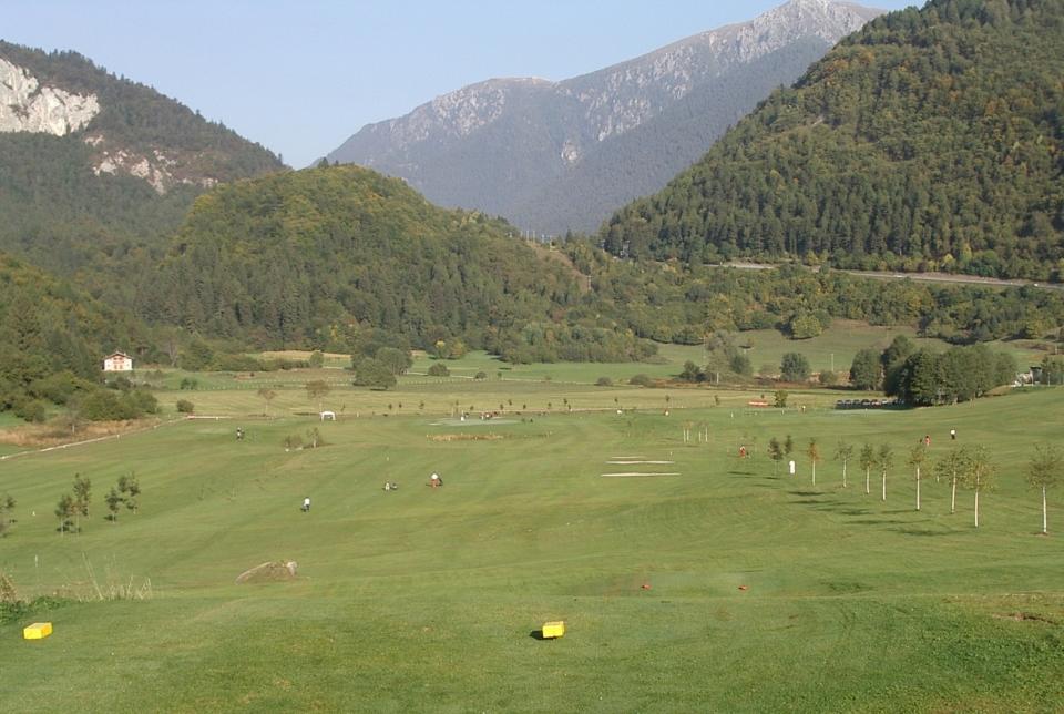 Valsugana en golf
