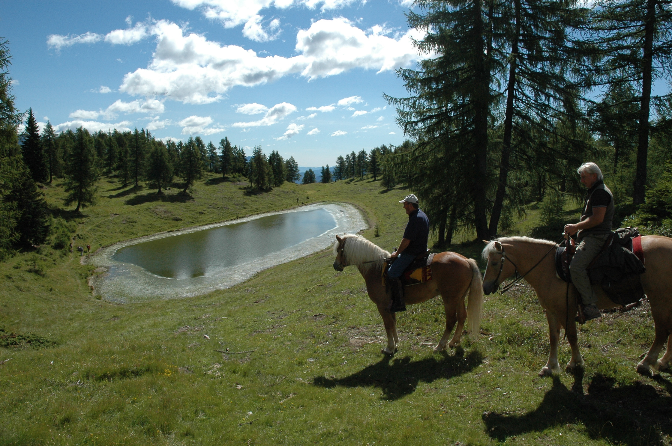 paardrijden in valsugana