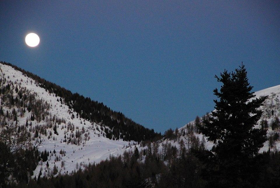 winterse wandeling valsugana