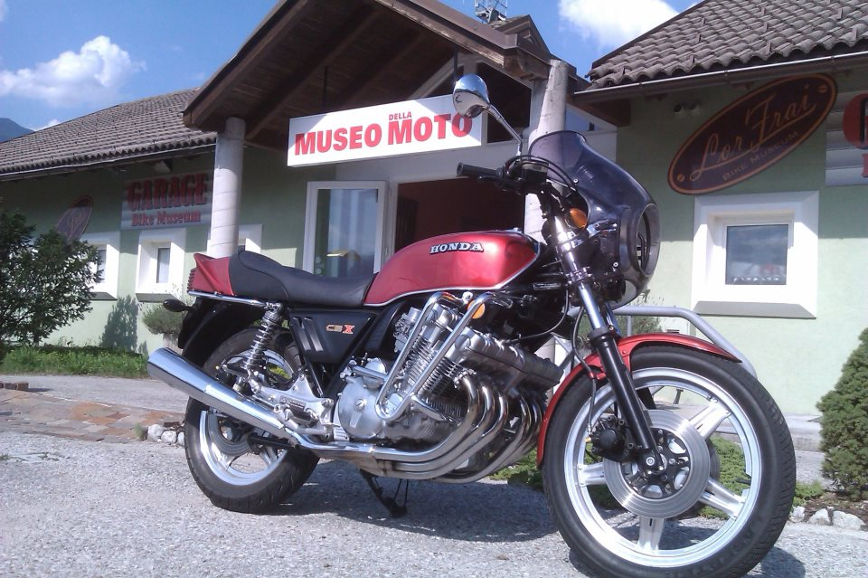 garage bike museum