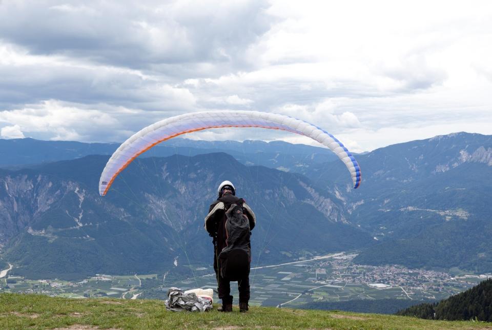 starting point Vetriolo Terme