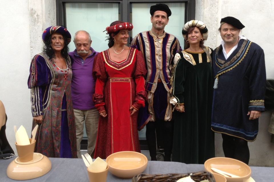 Middeleeuws Feest 2013