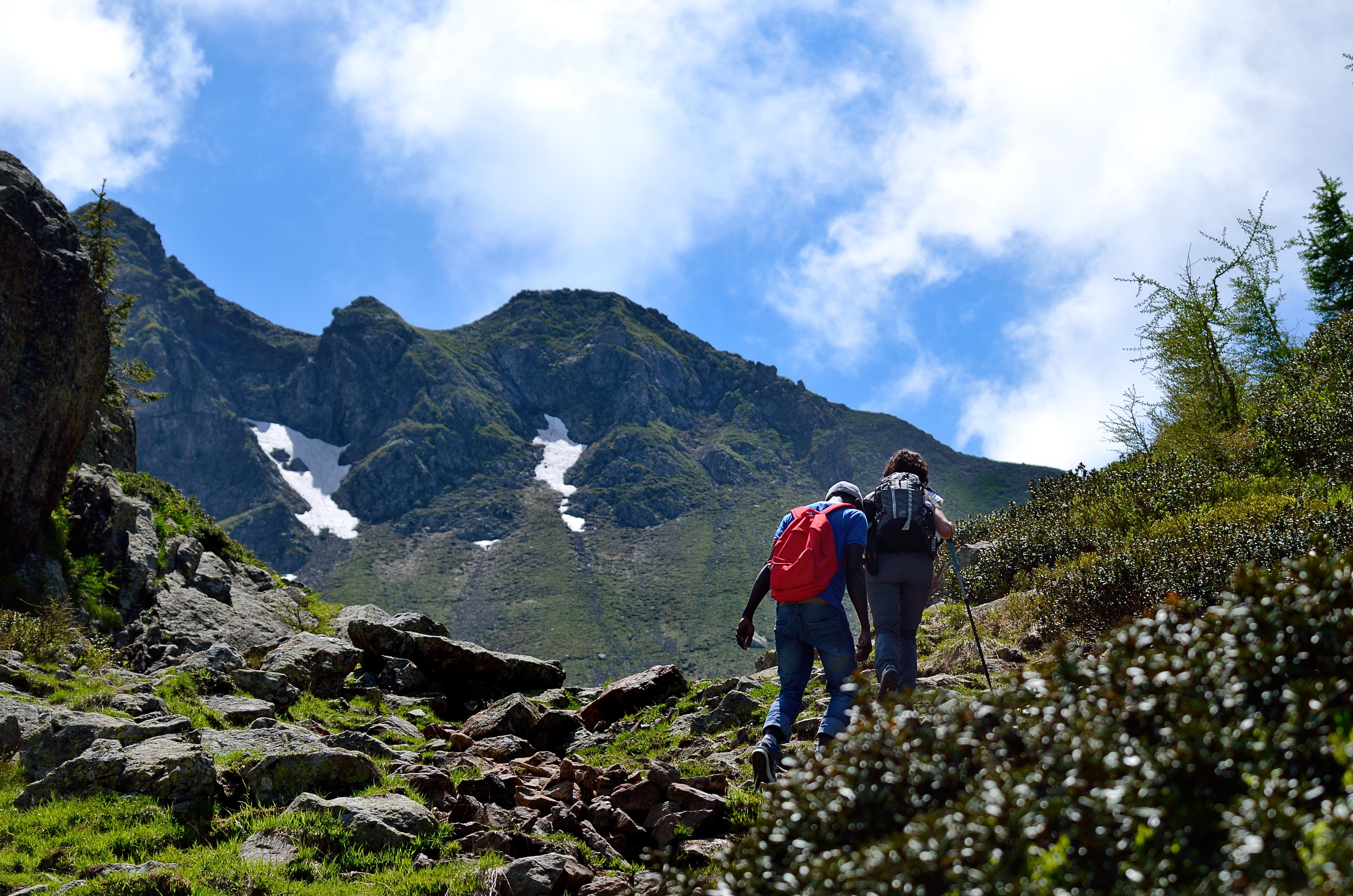 escursione al Lago di Erdemolo