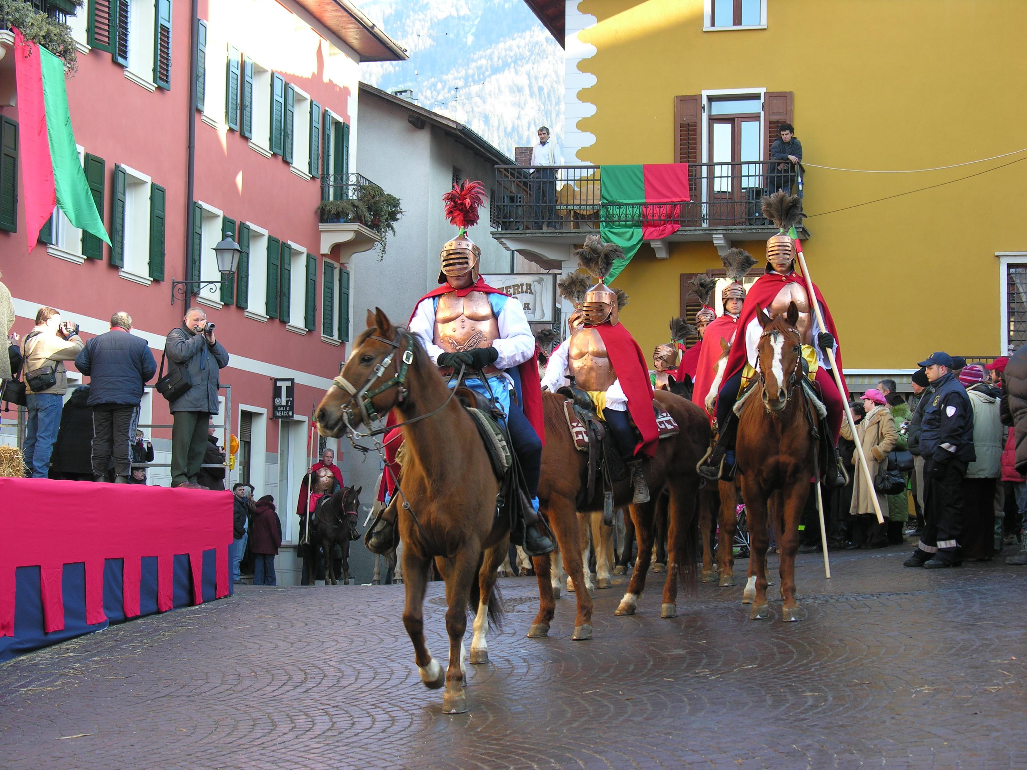 Biagio delle Castellare - Cavalieri