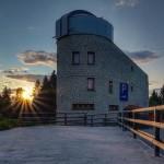 Stelle Cadenti all'Osservatorio Astronomico - Foto J.A. Biasion