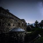 Stelle cadenti al Forte Colle delle Benne